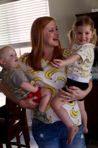 banana first birthday party