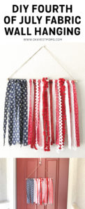 Fourth of July Wall Hanging