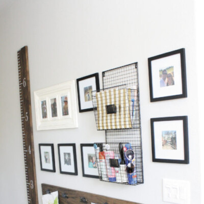 DIY Artwork Display Board