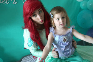 mermaid party