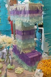 mermaid party piñata