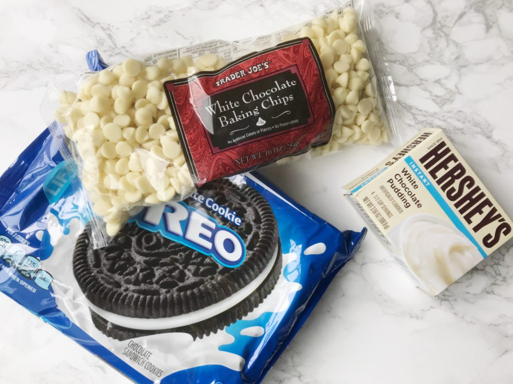 best cookie ever! Oreo pudding cookies