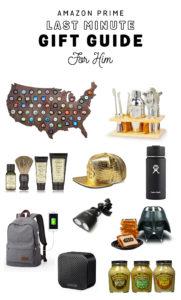last minute Amazon Prime gift guide | www.okayestmoms.com