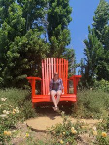 Cornerstone Sonoma huge Adirondack chair