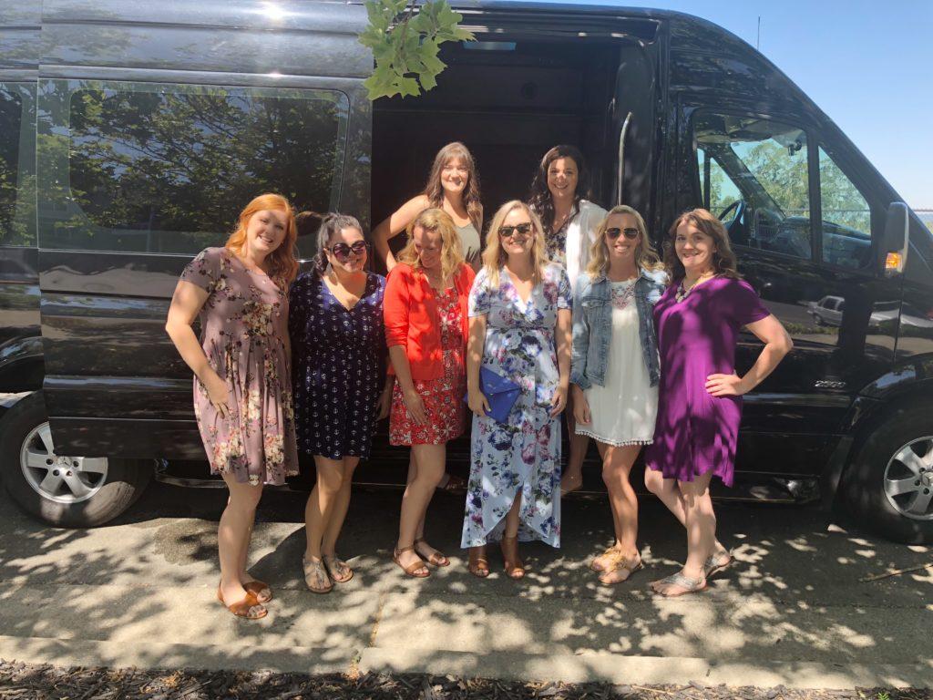 Party bus elite excursions