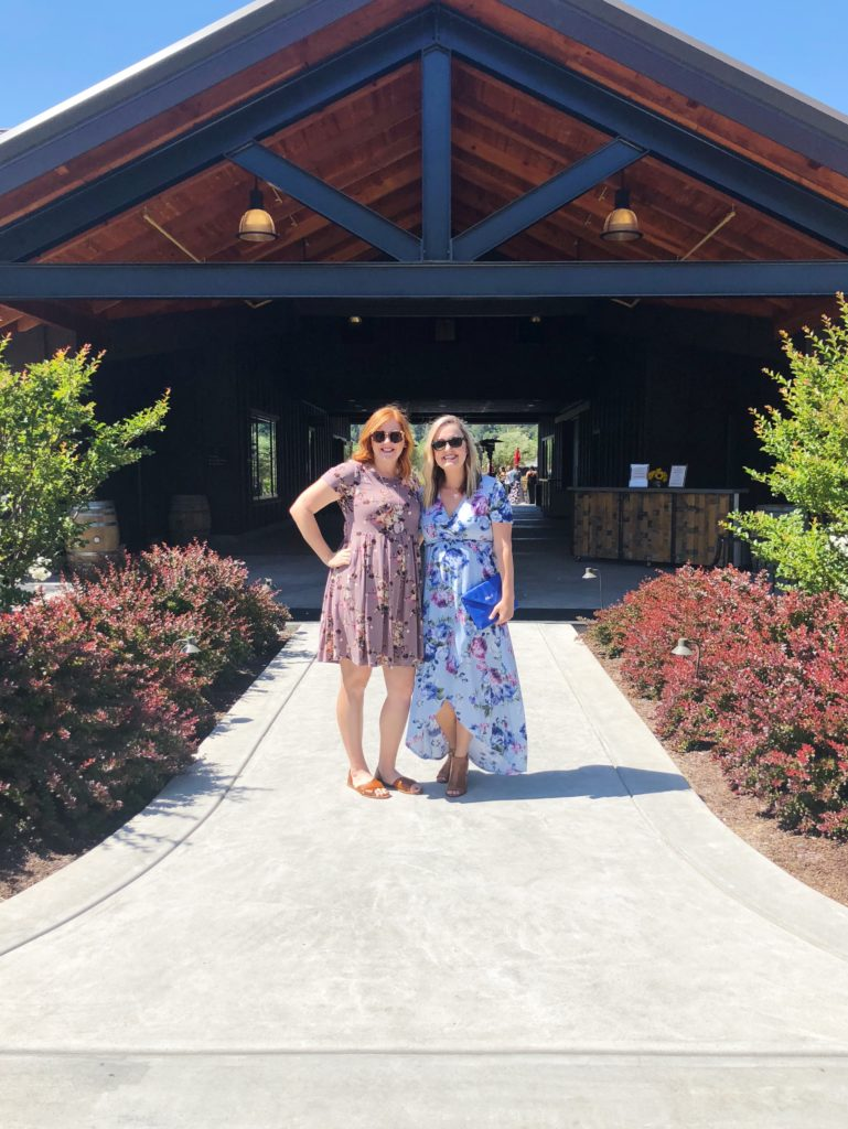 girls trip wine country Comstock Wines