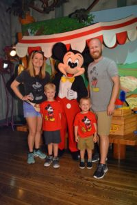Disney outfit ideas for the family