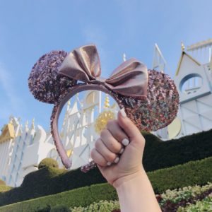 Disneyland Mickey ears
