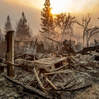 How To Help Camp Fire Victims | www.okayestmoms.com