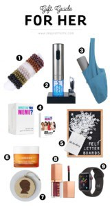 Gift Guide For Her | www.okayestmoms.com