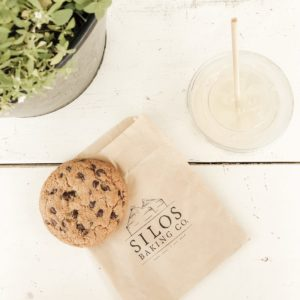 cookie from Silos Baking Co at Magnolia Silos