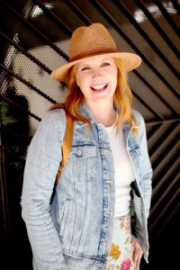 photo shoot with Annie Vovan in Austin at Mom 2.0