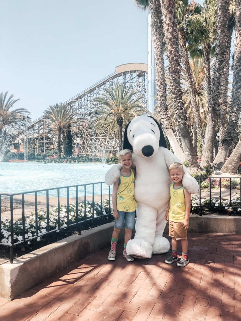 Snoopy and Kids