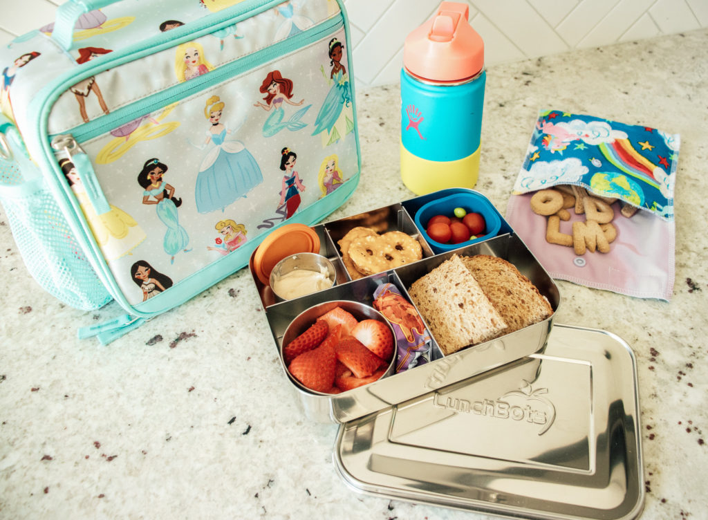 lunch box essentials for the school year