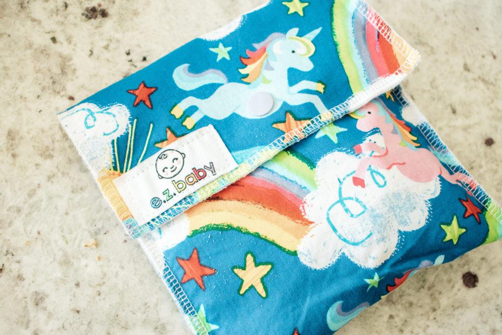 EZ Baby Online reusable lunch bags