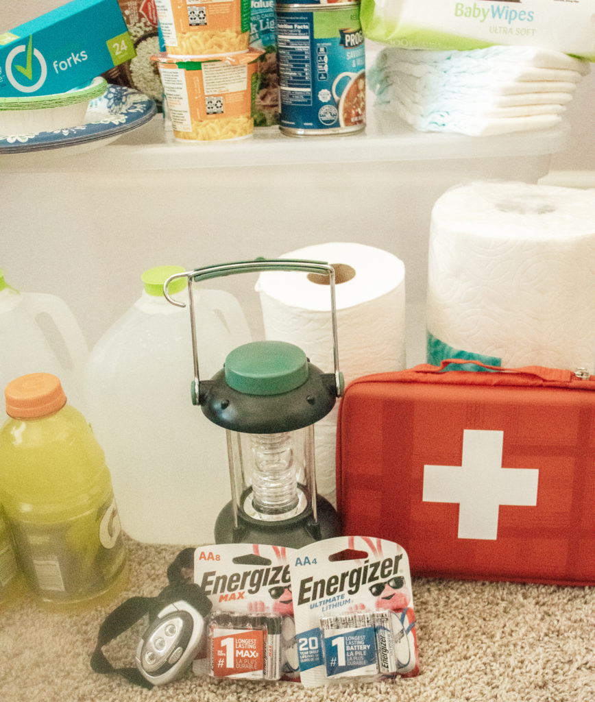 Energizer batteries are an important part of an emergency kit