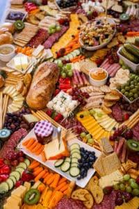 Grazing Table entire spread