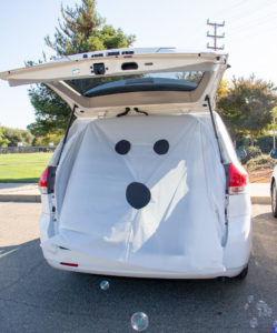 Ghost Trunk or Treat