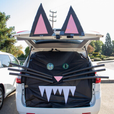 Black Cat Trunk or Treat