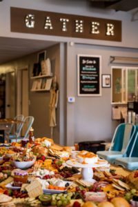 Gather Studio and Market hosted the Brunch Party