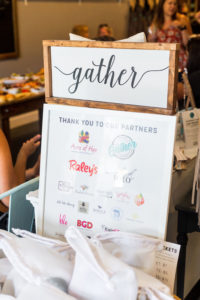 Thank you to our Brunch Party sponsors