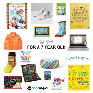 gift ideas for a 7 year old