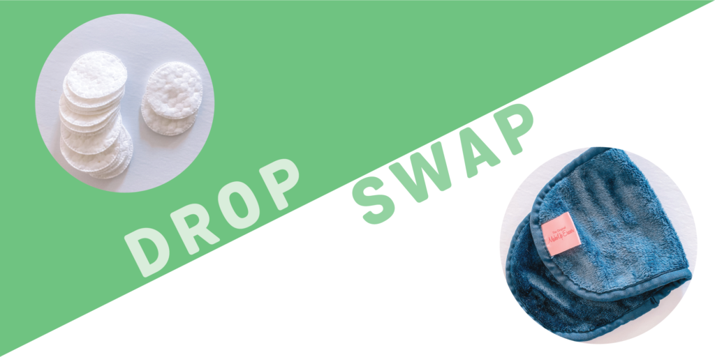 January Green Swap: Make up remover