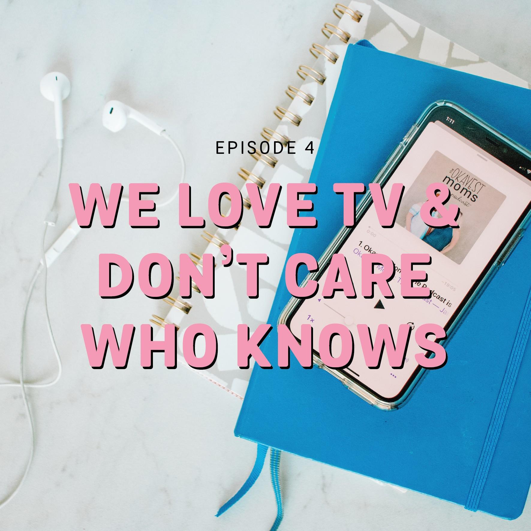 we love tv graphic