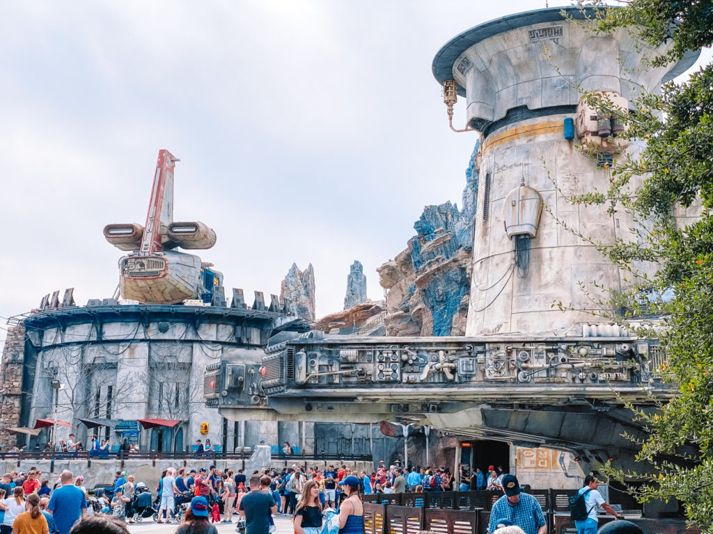 How We Got Boarding Passes for Rise of the Resistance at Disneyland // www.okayestmoms.com