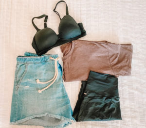 All my favorite pieces from my recent Aerie order