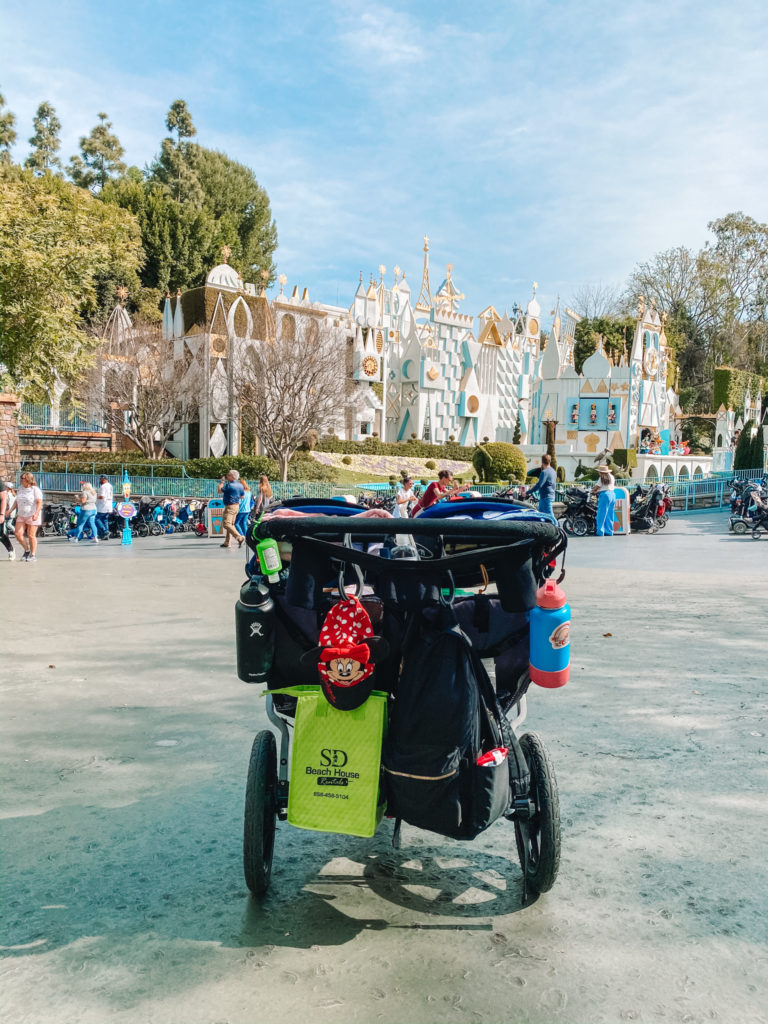 What to Pack In Your Disneyland Stroller and Bags