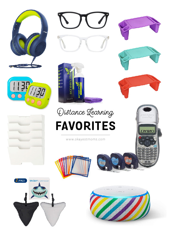 At home learning favorites