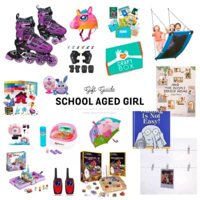gift ideas for a school age girl