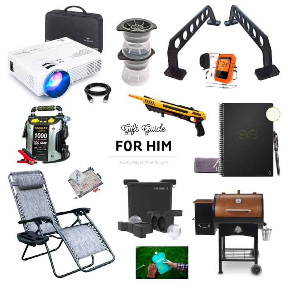 gift guide for the guy who has everything