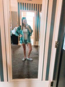 the citizen hotel mirror selfie