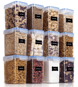 containers for pantry