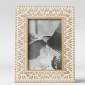 photo frame with design