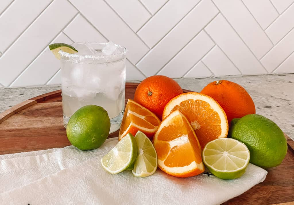 Tequila Soda Cocktail