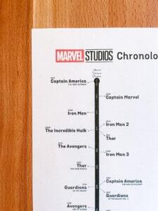 marvel chronological watchlist printable
