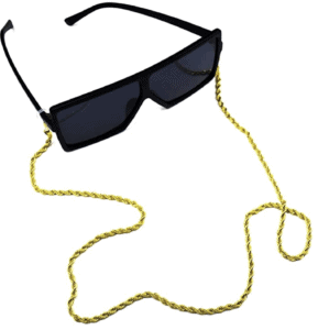 mask or sunglasses chain