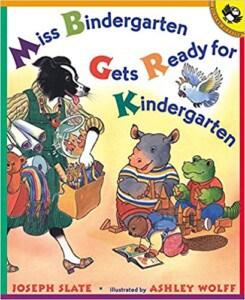 Miss Bindergarten Goes to Kindergarten