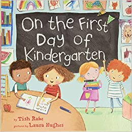 book On The First Day of Kindergarten