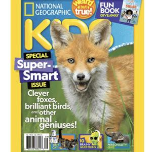 nat geo magazine