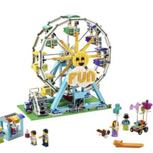 lego ferris wheel set