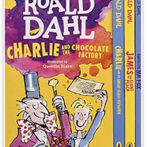 Roald Dahl gift set of books
