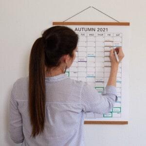 the essential calendar