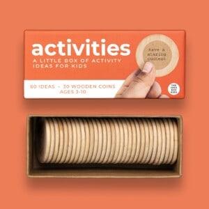 activity coins for preschoolers
