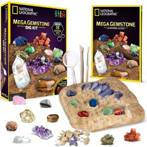gemstone excavation kit
