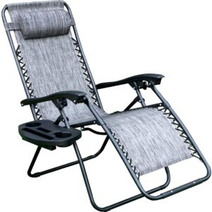 gravity chair for the dad who has everything