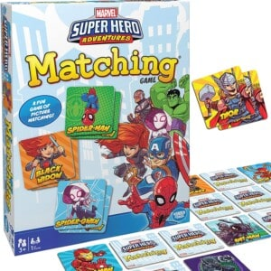 matching game for preschoolers